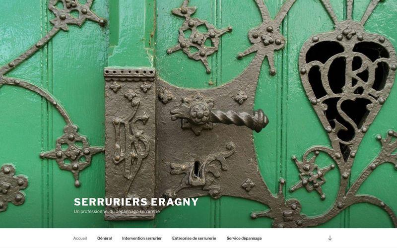 Serruriers Eragny - Un professionnel du dépannage serrurerie