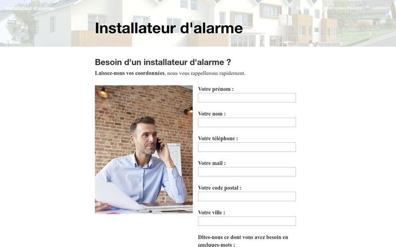 Installateur d'alarme, comment choisir le bon ?